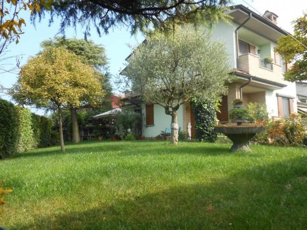 Villa in vendita a Sergnano, Residenziale, Con giardino, 213 mq - Foto 40