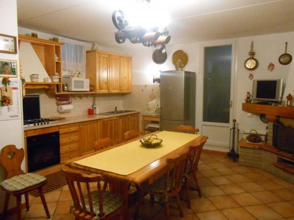 Villa in vendita a Sergnano, Residenziale, Con giardino, 213 mq - Foto 29