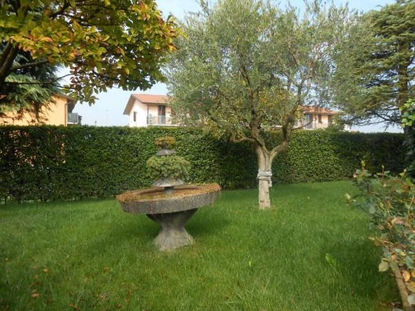 Villa in vendita a Sergnano, Residenziale, Con giardino, 213 mq - Foto 9
