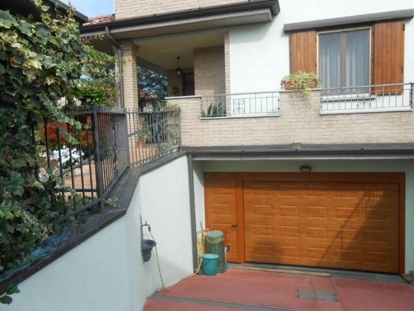 Villa in vendita a Sergnano, Residenziale, Con giardino, 213 mq - Foto 2