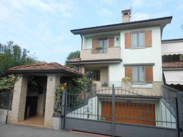 Villa in vendita a Sergnano, Residenziale, Con giardino, 213 mq - Foto 5