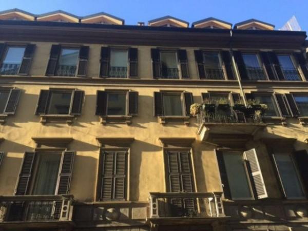 Appartamento in affitto a Milano, S Ambrogio, 125 mq