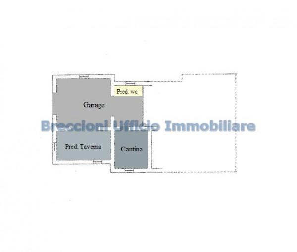 Casa indipendente in vendita a Campello sul Clitunno, Centrale, Con giardino, 150 mq - Foto 8