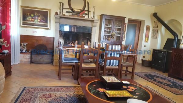 Casa indipendente in vendita a Campello sul Clitunno, Centrale, Con giardino, 150 mq - Foto 4
