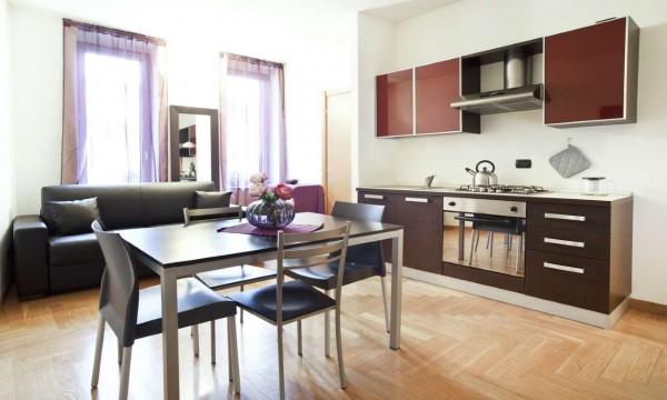 Appartamento in affitto a Milano, De Amicis, Arredato, 35 mq