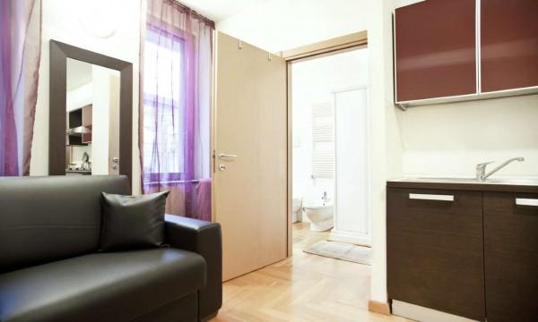 Appartamento in affitto a Milano, De Amicis, Arredato, 35 mq - Foto 5