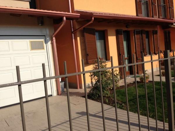 Appartamento in vendita a Cremosano, Residenziale, Con giardino, 99 mq