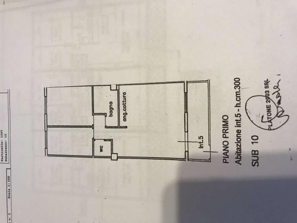 Appartamento in vendita a Pomezia, Con giardino, 80 mq - Foto 3