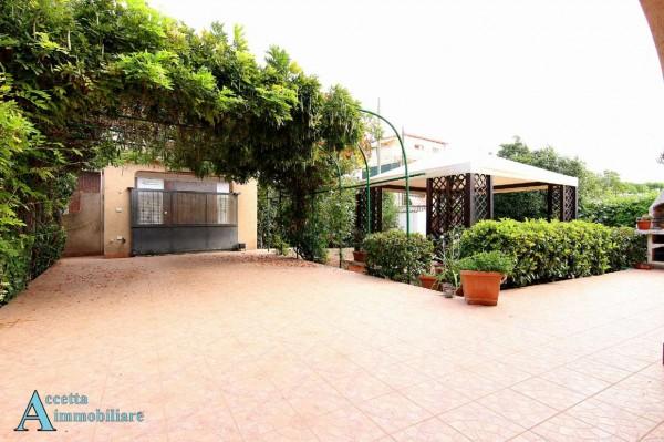 Villa in vendita a Taranto, Residenziale, Con giardino, 170 mq - Foto 21