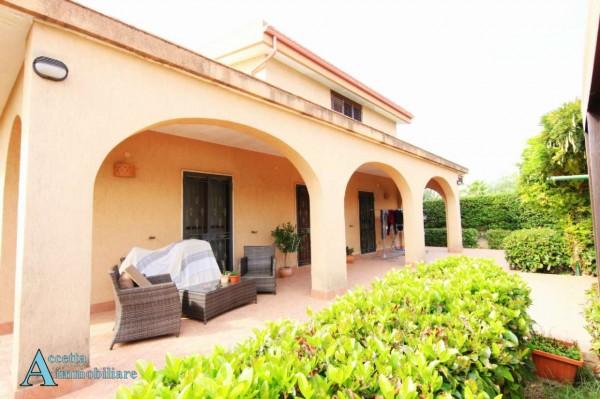 Villa in vendita a Taranto, Residenziale, Con giardino, 170 mq - Foto 22