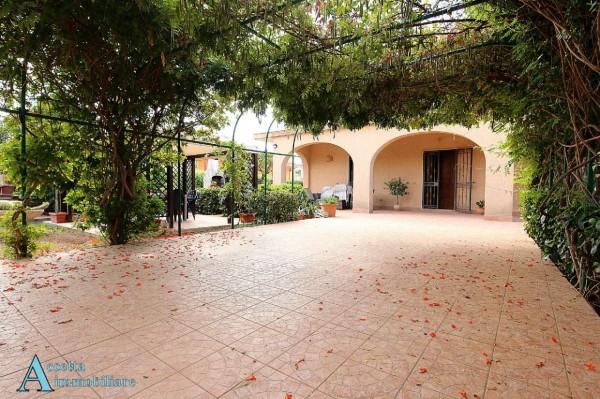 Villa in vendita a Taranto, Residenziale, Con giardino, 170 mq - Foto 3