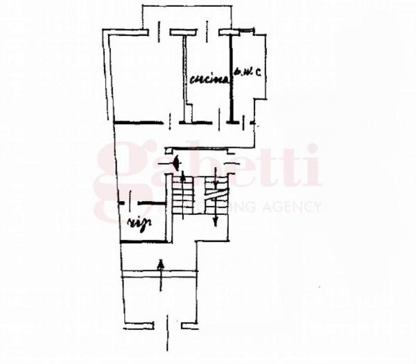 Appartamento in vendita a Firenze, Coverciano, 60 mq - Foto 2
