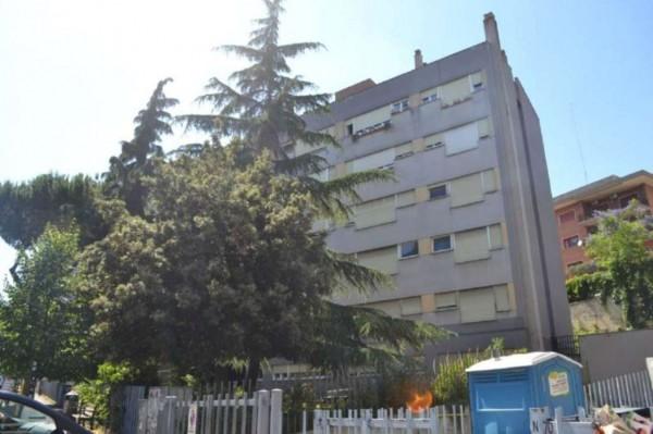 Appartamento in vendita a Roma, Mostacciano, Con giardino, 55 mq