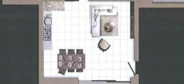 Appartamento in vendita a Orbassano, Con giardino, 119 mq - Foto 7
