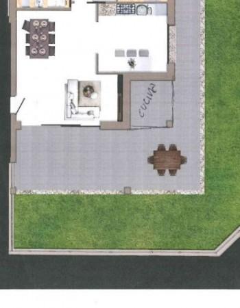 Appartamento in vendita a Orbassano, Con giardino, 119 mq - Foto 6