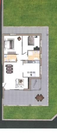 Appartamento in vendita a Orbassano, Con giardino, 119 mq - Foto 12