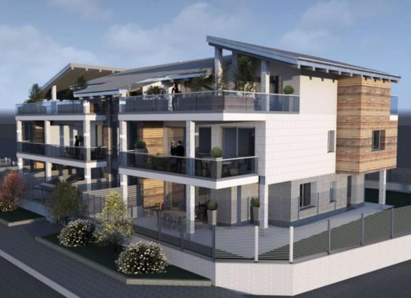 Appartamento in vendita a Orbassano, Con giardino, 119 mq - Foto 2