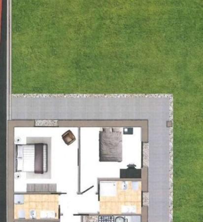 Appartamento in vendita a Orbassano, Con giardino, 119 mq - Foto 10