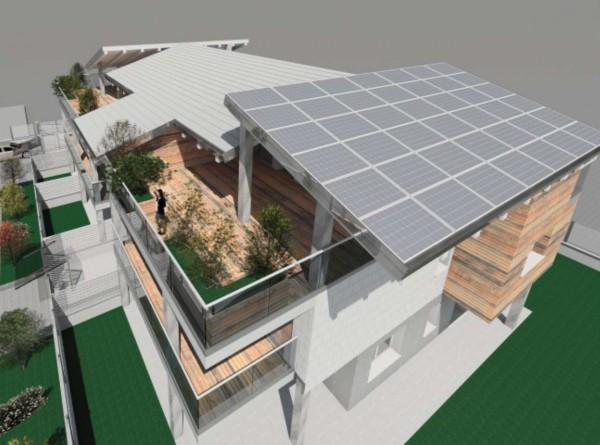 Appartamento in vendita a Orbassano, Con giardino, 119 mq - Foto 1