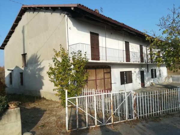 Casa indipendente in vendita a Cigliè, Periferia, Con giardino, 250 mq