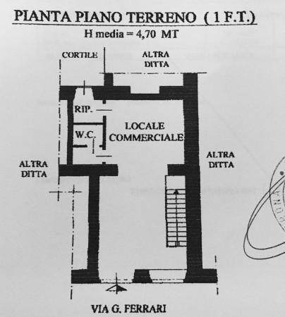 Locale Commerciale  in vendita a Torino, Università Palazzo Nuovo, 220 mq - Foto 30