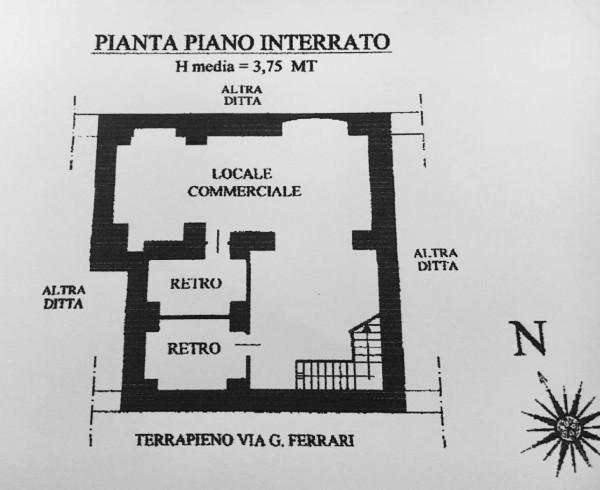 Locale Commerciale  in vendita a Torino, Università Palazzo Nuovo, 220 mq - Foto 29