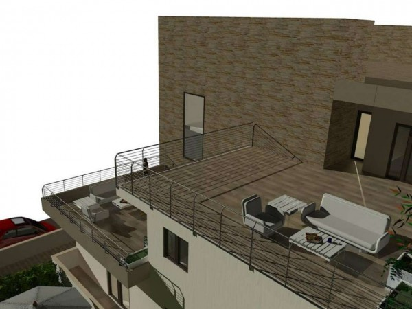 Appartamento in vendita a Roma, Casal De'pazzi, 80 mq - Foto 3
