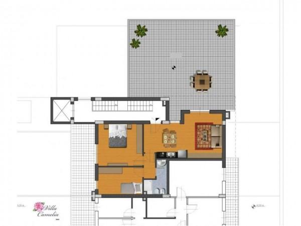 Appartamento in vendita a Roma, Casal De'pazzi, 80 mq - Foto 2
