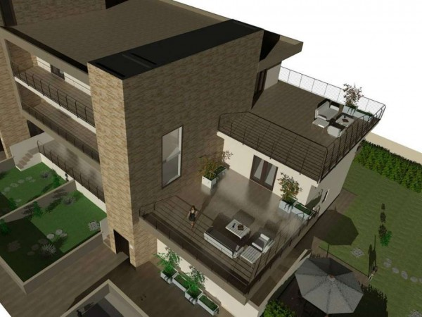 Appartamento in vendita a Roma, Casal De'pazzi, 80 mq - Foto 5