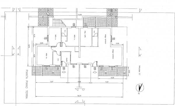 Appartamento in vendita a Frascati, Macchia Dello Sterparo, Con giardino, 160 mq - Foto 2