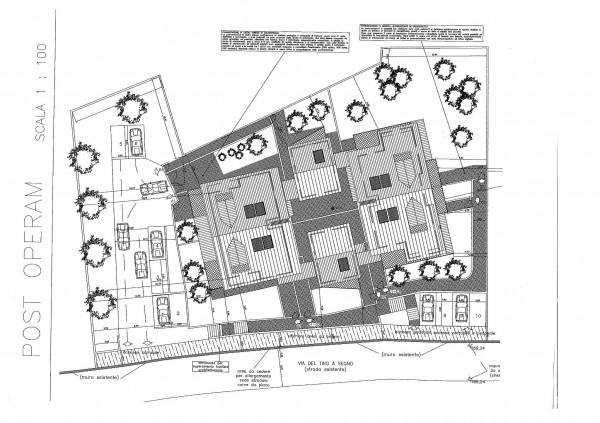 Appartamento in vendita a Frascati, Macchia Dello Sterparo, Con giardino, 160 mq - Foto 5