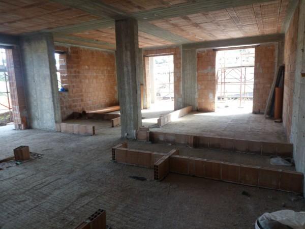 Appartamento in vendita a Frascati, Macchia Dello Sterparo, Con giardino, 130 mq - Foto 45