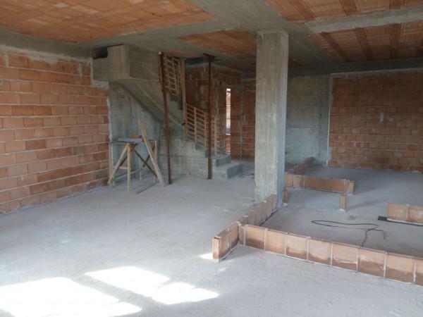 Appartamento in vendita a Frascati, Macchia Dello Sterparo, Con giardino, 130 mq - Foto 32