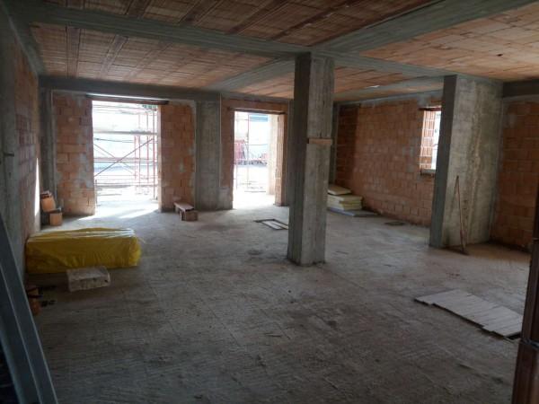 Appartamento in vendita a Frascati, Macchia Dello Sterparo, Con giardino, 130 mq - Foto 18