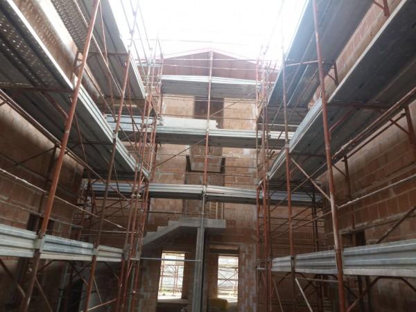 Appartamento in vendita a Frascati, Macchia Dello Sterparo, Con giardino, 130 mq - Foto 43