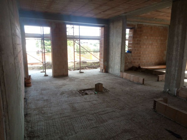 Appartamento in vendita a Frascati, Macchia Dello Sterparo, Con giardino, 130 mq - Foto 44