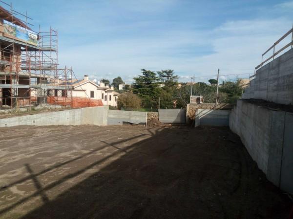 Appartamento in vendita a Frascati, Macchia Dello Sterparo, Con giardino, 130 mq - Foto 21