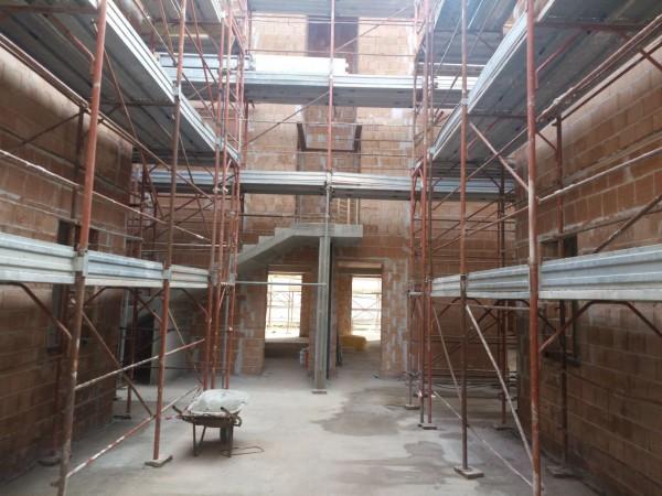 Appartamento in vendita a Frascati, Macchia Dello Sterparo, Con giardino, 130 mq - Foto 42