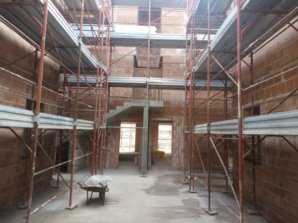 Appartamento in vendita a Frascati, Macchia Dello Sterparo, Con giardino, 130 mq - Foto 14