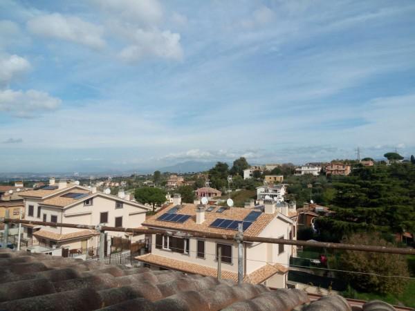 Appartamento in vendita a Frascati, Macchia Dello Sterparo, Con giardino, 130 mq - Foto 7