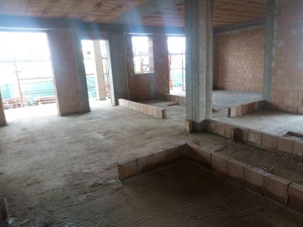 Appartamento in vendita a Frascati, Macchia Dello Sterparo, Con giardino, 130 mq - Foto 40