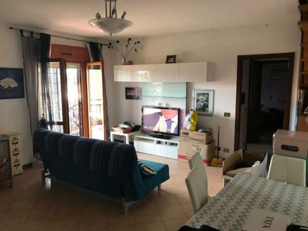 Appartamento in vendita a Roma, Casal Morena, Arredato, con giardino, 90 mq - Foto 19