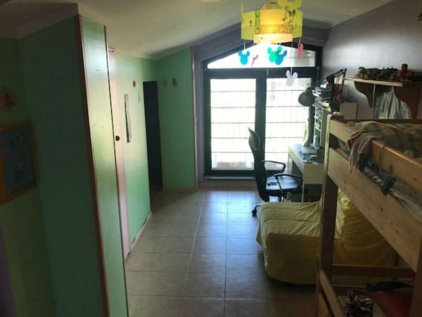 Appartamento in vendita a Roma, Casal Morena, Arredato, con giardino, 90 mq - Foto 10