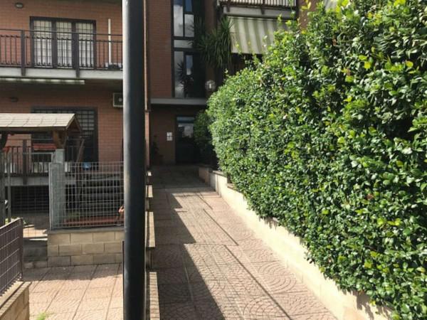 Appartamento in vendita a Roma, Casal Morena, Arredato, con giardino, 90 mq - Foto 4