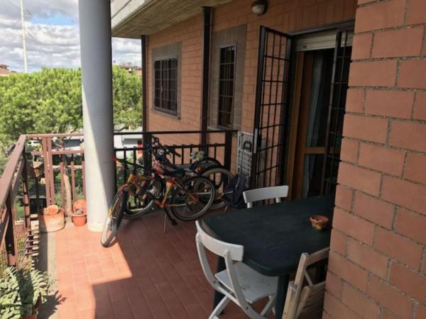 Appartamento in vendita a Roma, Casal Morena, Arredato, con giardino, 90 mq - Foto 23