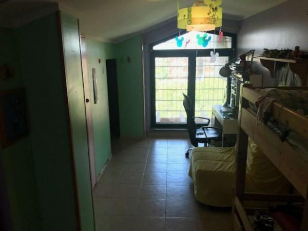 Appartamento in vendita a Roma, Casal Morena, Arredato, con giardino, 90 mq - Foto 9