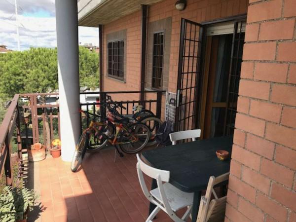 Appartamento in vendita a Roma, Casal Morena, Arredato, con giardino, 90 mq - Foto 24
