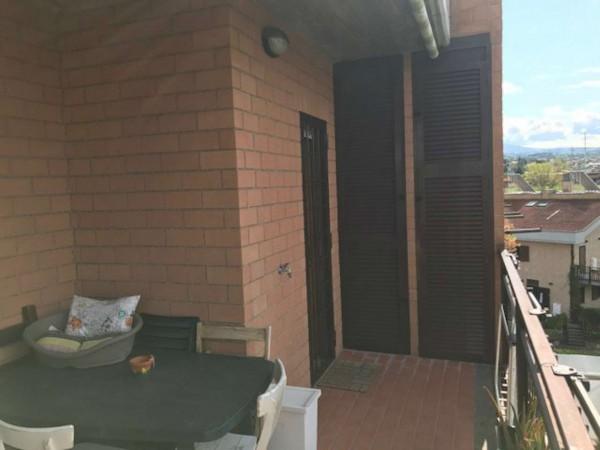 Appartamento in vendita a Roma, Casal Morena, Arredato, con giardino, 90 mq - Foto 25