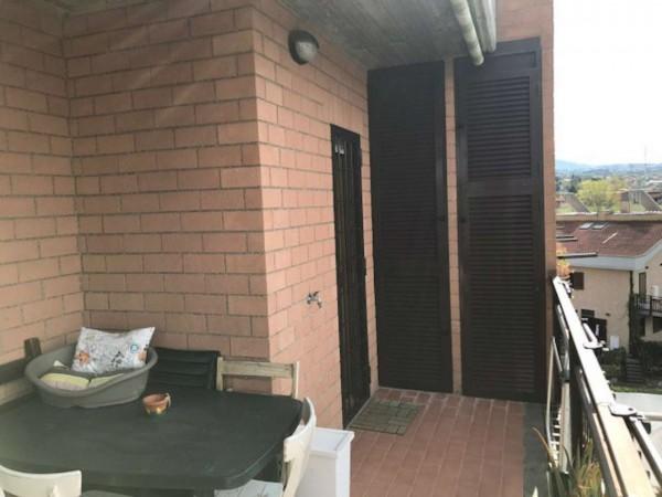 Appartamento in vendita a Roma, Casal Morena, Arredato, con giardino, 90 mq