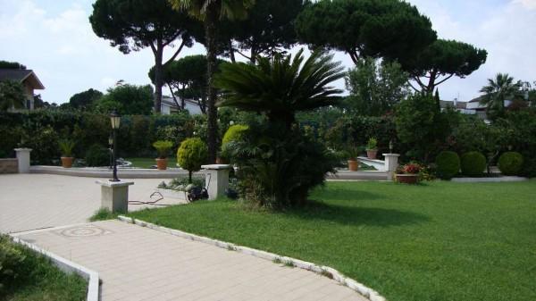 Villa in vendita a Roma, Casalpalocco, Con giardino, 600 mq - Foto 5